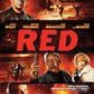 RED (2011) DVD