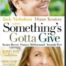 Something's Gotta Give (2003) DVD