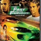 The Fast and the Furious (Widescreen Tricked Out Edition) 2001 DVD