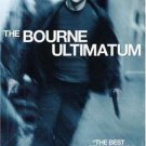 The Bourne Ultimatum (Full Screen Edition) 2007 DVD