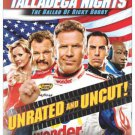 Talladega Nights - The Ballad of Ricky Bobby (Unrated Widescreen Edition) 2006 DVD