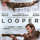 Looper (DVD, DIGITAL COPY INCLUDED, 2012)