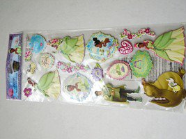Disney Layered Stickers-The Princess & The Frog by Sticko - Large
