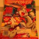 Nintendo Power Magazine Volume 57 Feb Bugs Bunny Attached Super Metroid Poster