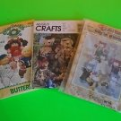 Butterick Cabbage Patch Kids Clothes McCall's CRAFT. ELDERBEARIES Teddy Tot Patt