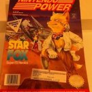 Nintendo Power Magazine 1993 Vol 47 | Star Fox Battle Toads Double Dragon poster