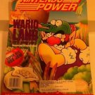 NINTENDO POWER Magazine Vol 58 Super Mario Land 3 Poster And Cards Included