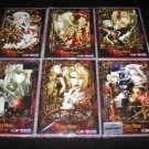 Trinity Blood - Complete Collection - Vol. 1 2 3 4 5 6 - Very Good  Anime DVDs