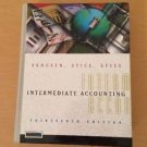 Intermediate Accounting 13Th Edition( Hardcover ) By Skousen, Stice, Stice EUC
