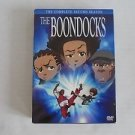 The Boondocks - Complete Second Season (DVD, 2008, 3-Disc Set) - Very Good Cond