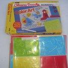 Vintage 1991 Tyco Magna Doodle Color Art Accessory Set