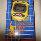 NIP Wrangler Professional Quartz Timer stopwatch NIB New Advertising Promo