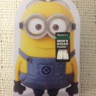 NEW Despicable Me Minion Made Men's Boxers M 100% Cotton Novelty