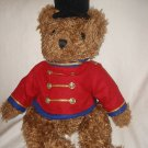 """1999 22"""" plush Belk soldier Christmas bear NWT stuffed Excellent condition"""
