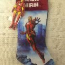 NEW Marvel Iron Man Avengers Christmas Stocking W/ Removable Plush Toy Puppet