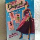 Vintage 1991 Golden Fashion Model Originals Designer Set Doll Art Craft Kit