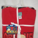 Extra Extra Large XXL Family Guy Stewie Men's Sleep Set Micro Fleece Pant & Top