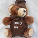 "8"" HTF version VTG Hershey's Chocolate plush brown Makes Life Bear-able stuffed"