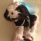 "11"" Tini Puppini Plush Stuffed Diva Tisha Poochie Pup Dog By Spin Master"