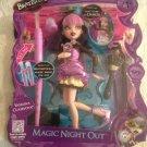 NEW Bratzillaz Yasmina Clairvoya Magic Night Out Doll W/ Light Up Wand