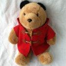 "Vintage 1980's Eden Paddington Bear 14"" Stuffed Plush VTG"