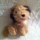 "Vintage 1978 Dakin 8"" Plush Benji Dog Stuffed Puppy VTG"