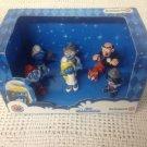 NEW Schleich Smurfs Movie PVC Figures In Box Gargamel Papa Smurfette Azrael 2013