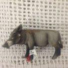"""NEW Schleich Warthog Sow Figure 3.5"""" Long 14613"""
