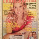 Ladies Home Journal Magazine April 2007 Sheryl Crow Bob Woodruff