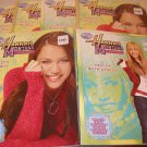 Lot of Hannah Montana Activity Books Miley Cyrus salvage