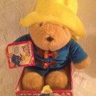 "Rare 1997 14"" Kids Gifts Paddington Hug Me Talking Bear Plush Stuffed Works!"