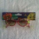 Shrek The Third Child's Sunglasses Girl Pink 100% UV Protection NEW