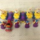 Lot Who Framed Roger Rabbit Vintage Toys Big Eyed Car Wind Up