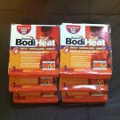 Wholesale Salvage Lot 6 Boxes BodiHeat 3 Pack Each Neck Shoulder Wrist Pain