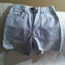 Lee Juniors 5 Medium Denim Light  Wash Shorts