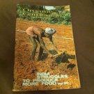 Rare Organic Gardening And Farming May 1975 India Struggles To Produce More Food