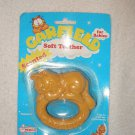 1990 Remco Garfield Scented Soft Teether baby toy sealed pack collectible