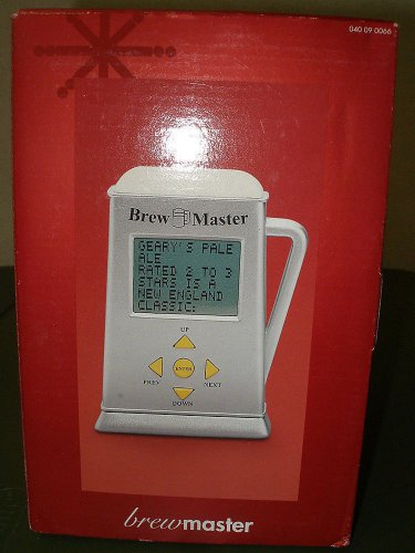 NEW Beer Brew Master Handheld Game Device Great Christmas present!