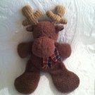 "17"" Russ Antler Plush Stuffed Beanie Reindeer Christmas Xmas"