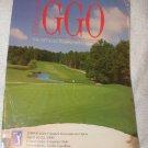 1990 Kmart Greater Greensboro Open Official Tournament Magazine
