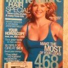 Marie Claire Magazine January 2002 Michelle Pfeiffer