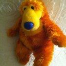 "12"" Plush Stuffed Bear In Big Blue House Mattel Jim Henson"
