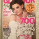 Glamour Magazine April 2009 70th Anniversary Issue Katie Holmes Tom Suri