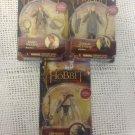 NEW Lot Hobbit Unexpected Journey Legolas Greenleaf Grinnah Goblin Bilbo Baggins