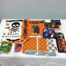 New Halloween Part Pack Lot Wilton CD Spider Rings Pumpkin Carver Treat Bags +++