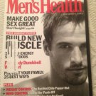 Men's Health Magazine December 2001 Andrew Poole & Build New Muscle