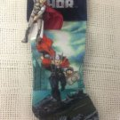 Marvel Thor Avengers Assemble Christmas Stocking W/ Removable Plush Toy Puppet