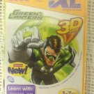 NEW Fisher-Price iXL Learning System Green Lantern 3-D Game W/ Glasses