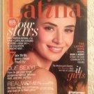 Latina Magazine October 2000 Mia Maestro Nina Sky DJ Kane Tego Calderon