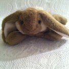 "9"" Long Applause Plush Stuffed Gabrielle Brown Bunny Rabbit 20540"